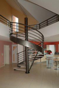 menuiserie Audincourt, fabrication escaliers bois Audincourt
